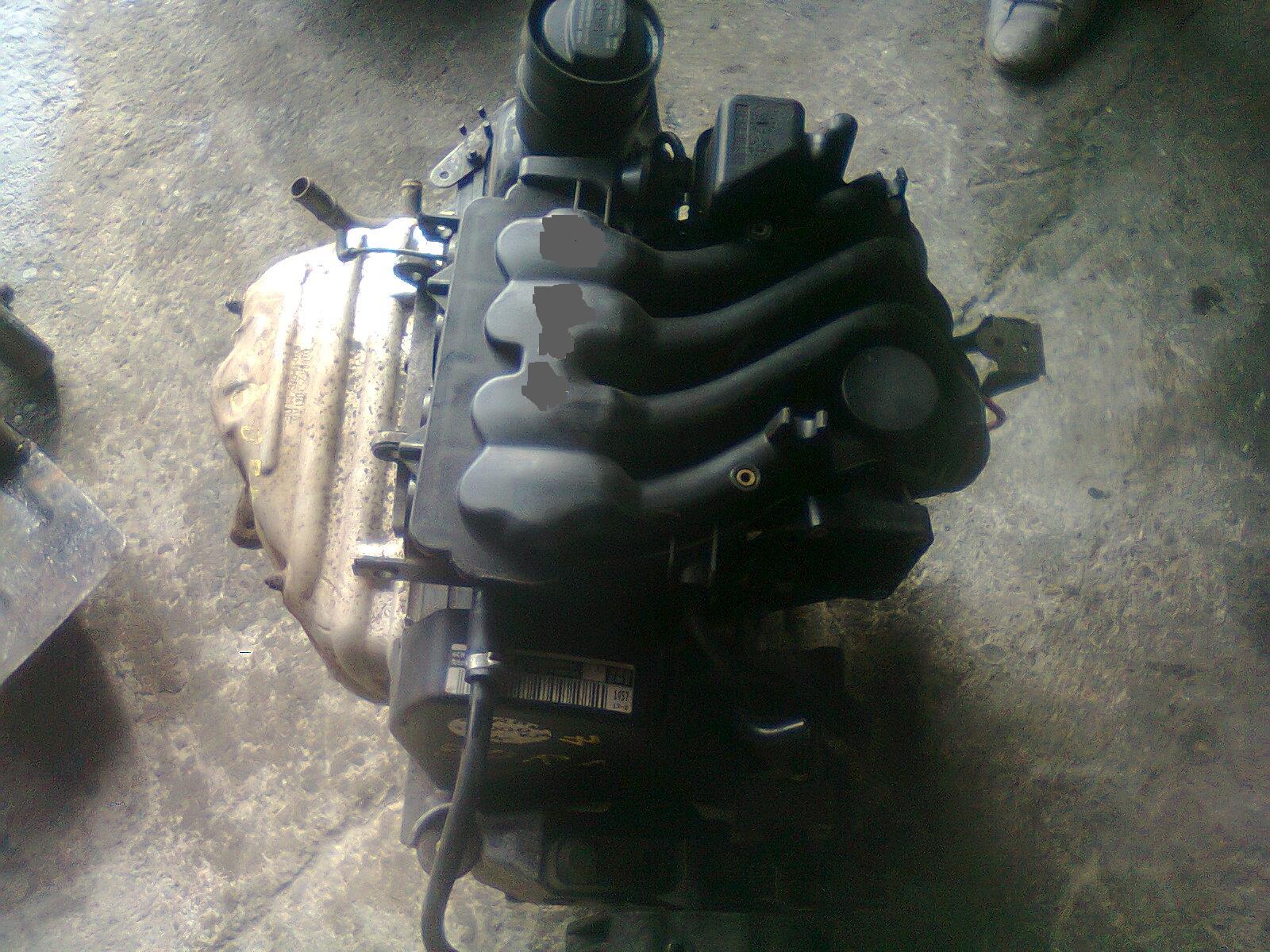 Motor 1.4 8v, cod AKL