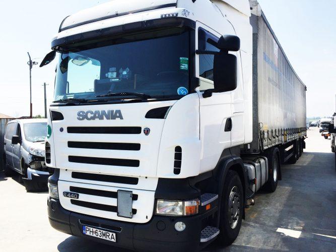 Vand Cap tractor Scania R440