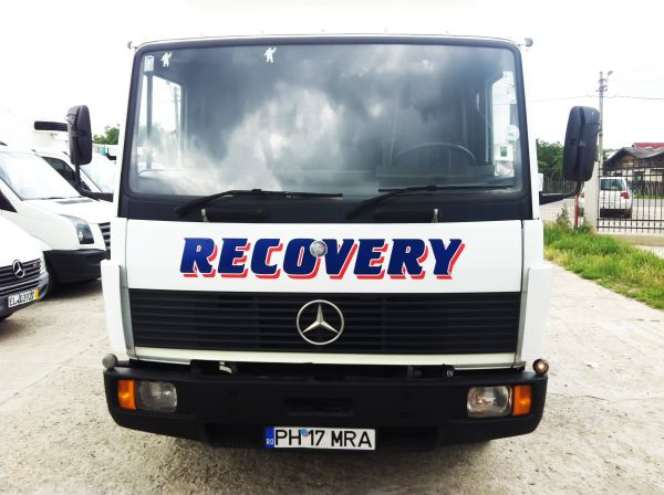 VAND Mercedes 814 RECOVERY