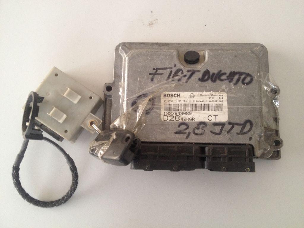 Calculator Fiat Ducato 2.8 JTD
