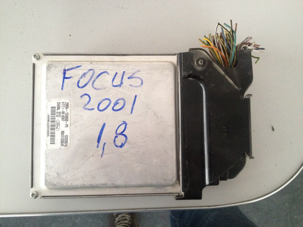 Calculator Ford Focus 1.8