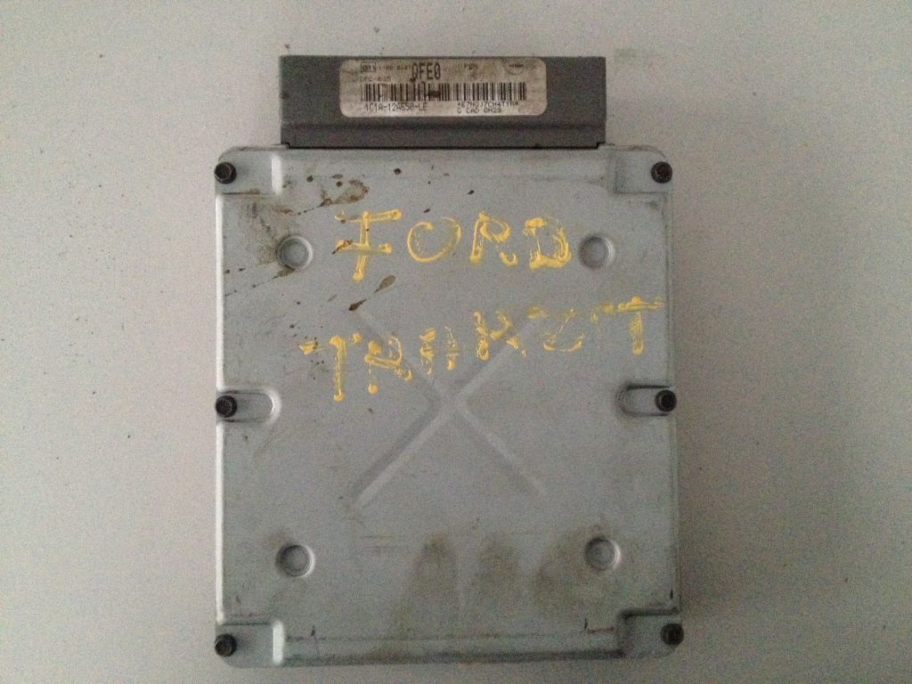 Calculator Ford Transit 2.0tddi