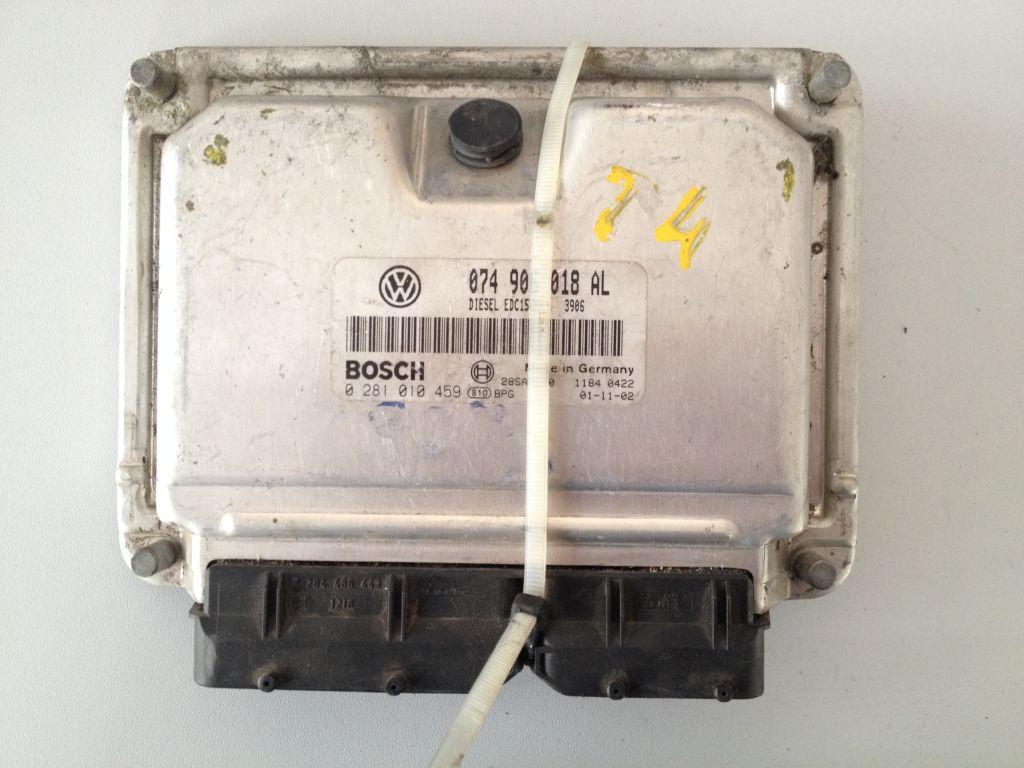 Calculator VW T4 2.5