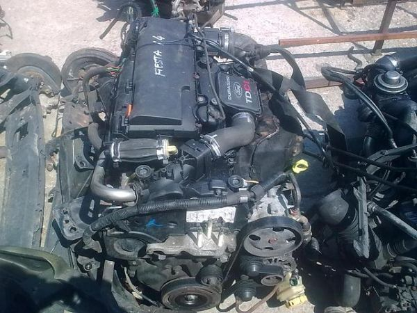 Motor Ford Fiesta 1.4tdci
