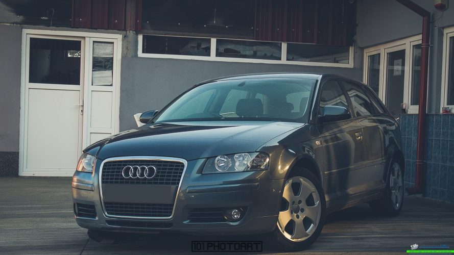 Dezmembrez Audi A3 2.0 BKD