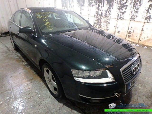 Dezmembrez Audi A6 2.0 verde