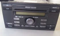 CD PLAYER FORD TRANSIT