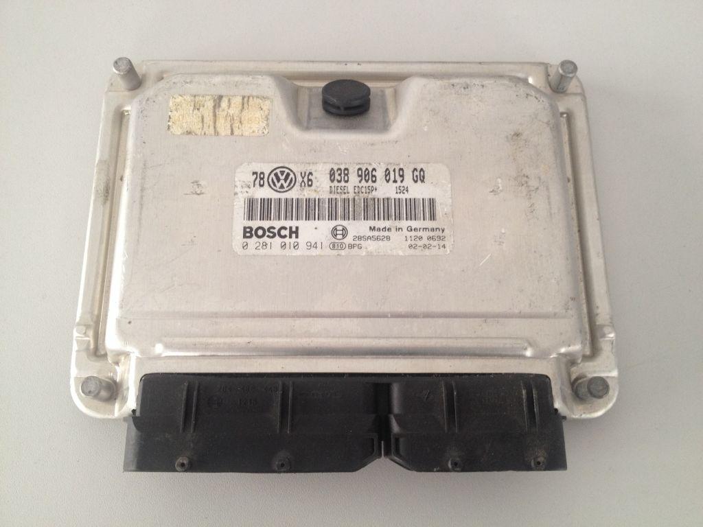 Calculator VW Passat 1.9TDI