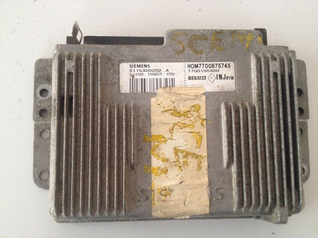 Calculator Renault Megan 1.6