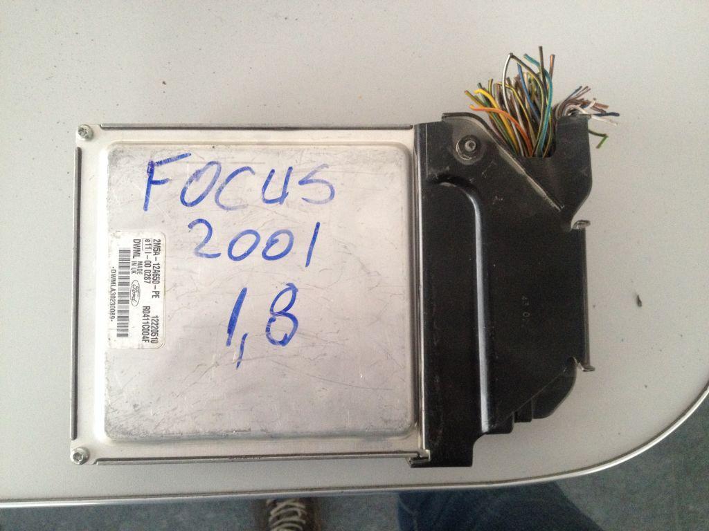 Calculator Ford Focus 1.8