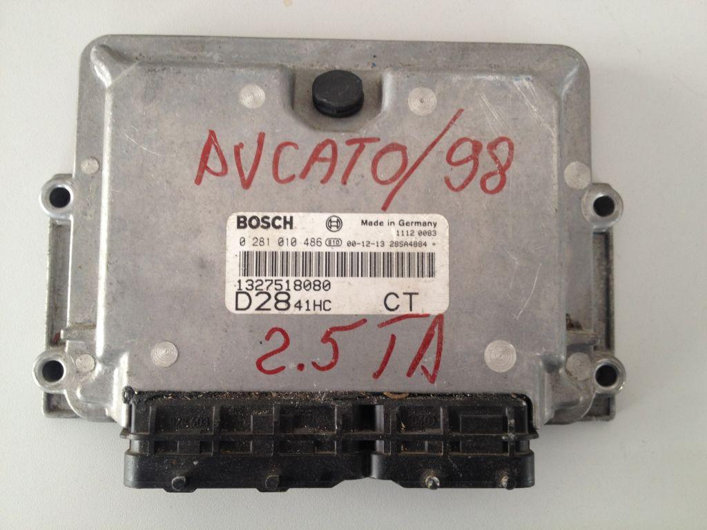 Calculator Fiat Ducato 2.5TD