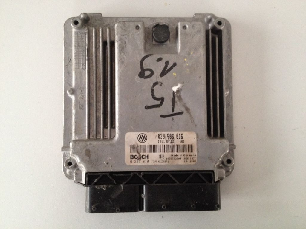 Calculator VW T5 1.9