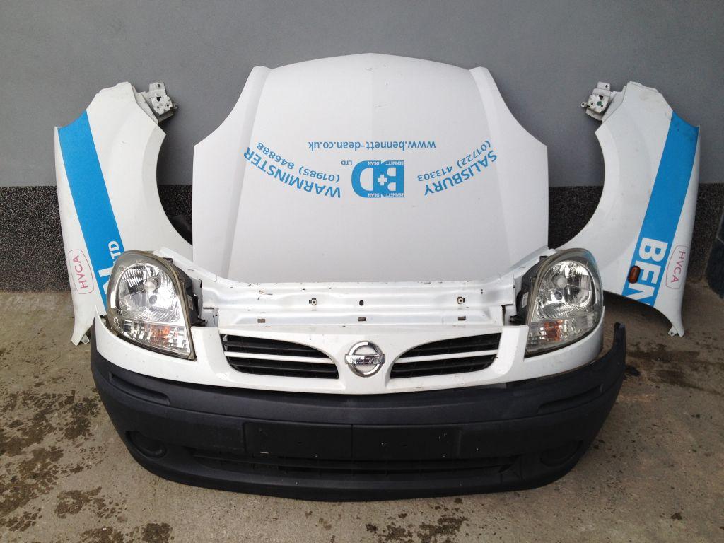 Capota Nissan Kubistar