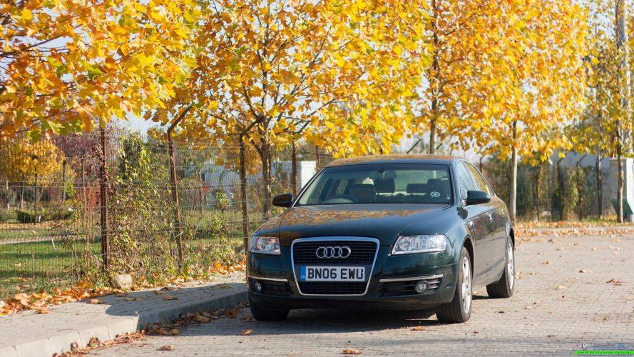 Dezmembrez Audi A6 2.0 BRB