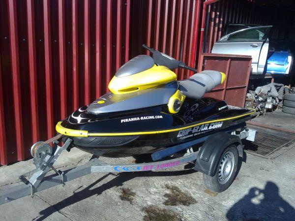 Ski Jet BRP Sea Doo