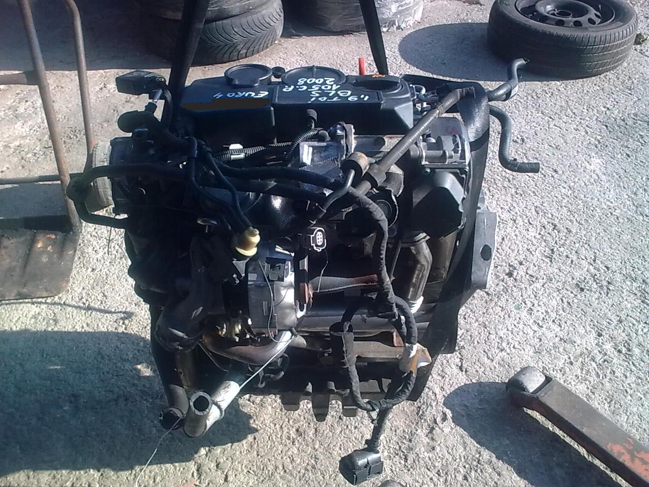Motor Seat 1.9tdi,tip BLS